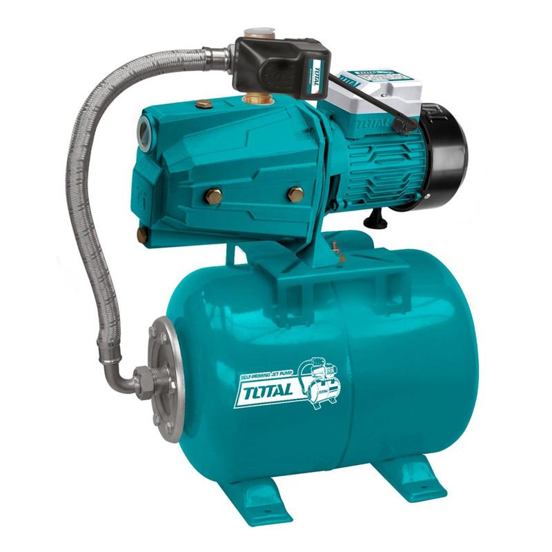 Hidrofor Total, 750 W, 3600 l/h, expansiune 24 l, motor cupru 2021 shopu.ro