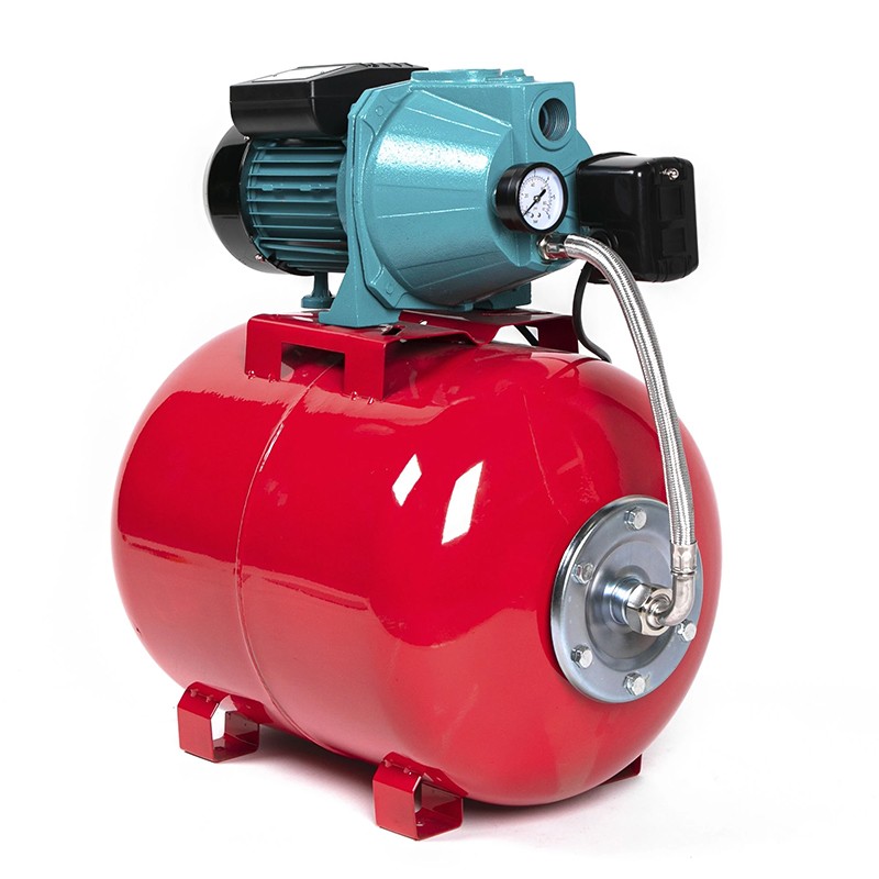 Hidrofor Ensyco, 1100 W, 50 l, 3900 l/h, 5 bar, maxim 50 m, rezervor inclus shopu.ro
