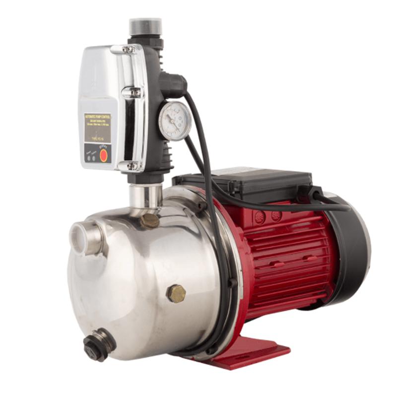 Hidrofor Jetinox 1100-E, 1100W, 3.6 mc/h, 2900 rpm, maxim 42 m, IP44 2021 shopu.ro