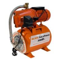 Hidrofor Ruris Aquapower 3000, 1000 W, 24 l, 3300 l/h, 5.2 bar, maxim 50 m, rezervor inclus