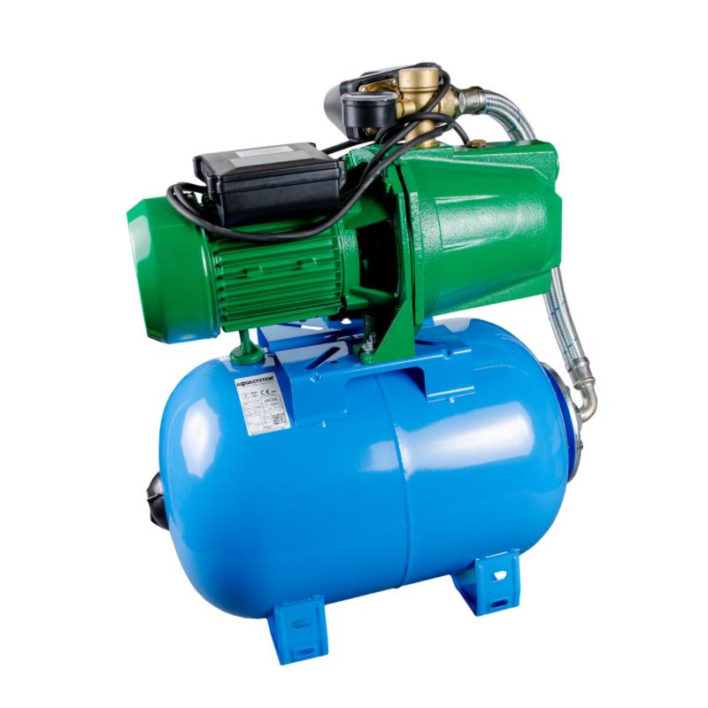 Hidrofor Wasserkonig, 900 W, 3700 l/h, maxim 45 m, butelie 25 l shopu.ro