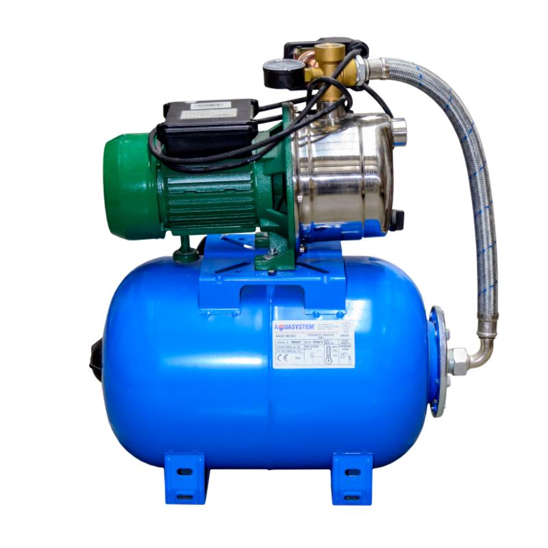 Hidrofor Wtx, 900 W, 3100 l/h, 6 bar, maxim 45 m, vas expansiune 24 l, electropompa inox 2021 shopu.ro