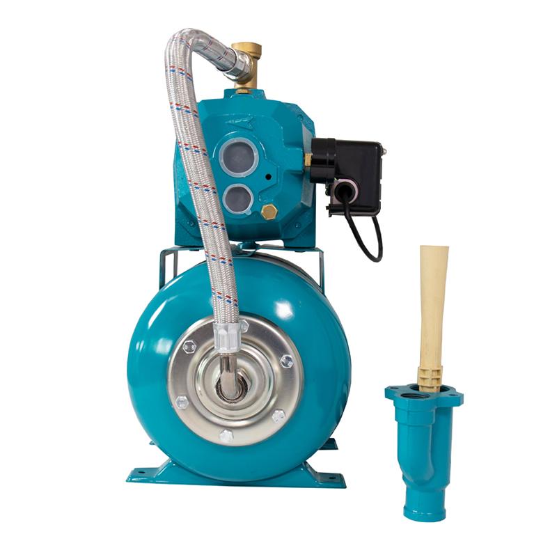Hidrofor adancime Wasserkonig, 900 W, 1200 l/h, 4 bar, butelie 19 l, maxim 40 m, fonta 2021 shopu.ro