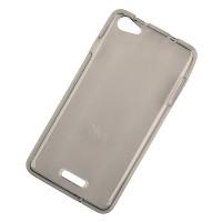 Husa Back Cover Case telefon Kruger & Matz Flow 2, Gri