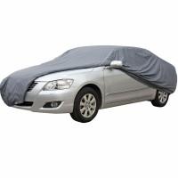 Husa auto exterioara model hatchback, 430 x 160 x 120 cm
