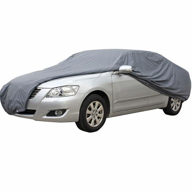 Husa auto exterioara model hatchback, 430 x 160 x 120 cm 2021 shopu.ro
