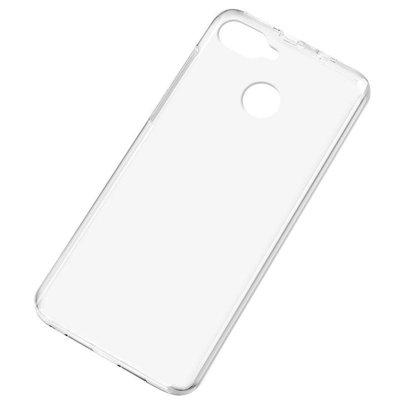 Husa dedicata telefon Kruger & Matz Flow 6/6S/6 Lite, Alb 2021 shopu.ro