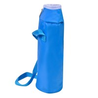 Husa izotermica pentru sticla de 1.5 l, albastru