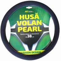 Husa pentru volan Pearl RoGroup, 38 cm