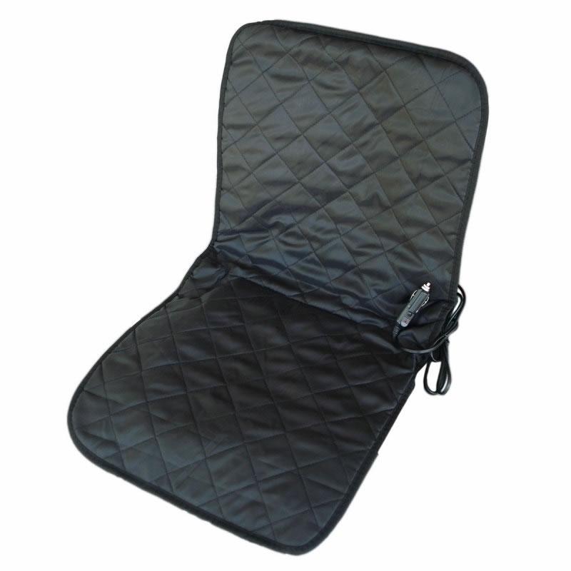 Husa scaun auto cu incalzire electrica Ro Group, 48 W 2021 shopu.ro