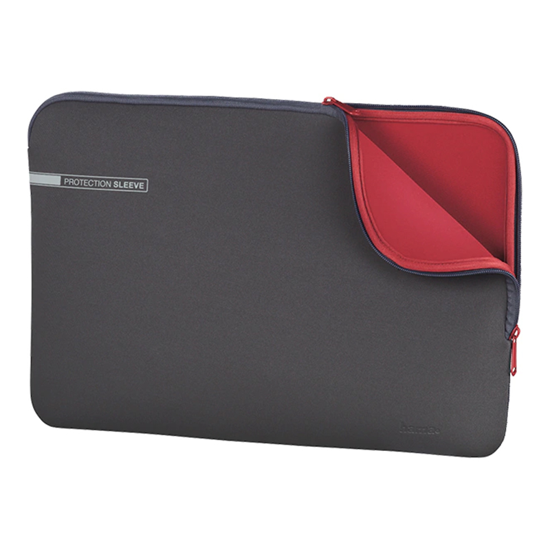 Husa laptop Hama, 13.3 inch, neopren, Gri 2021 shopu.ro