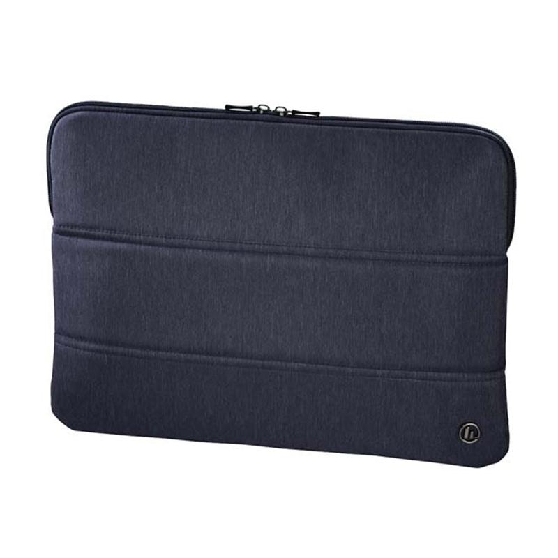 Husa laptop Manchester Hama, 14.1 inch, poliester, Albastru 2021 shopu.ro