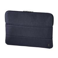 Husa laptop Manchester Hama, 13.3 inch, poliester, Albastru