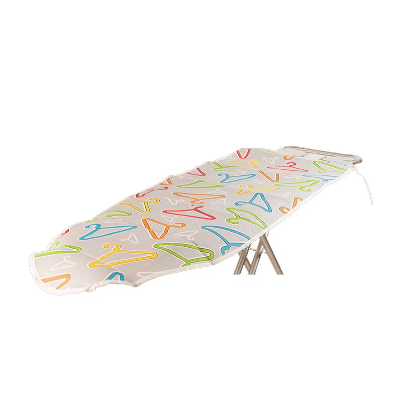 Husa pentru masa de calcat, 140 x 52 cm, bumbac, Multicolor shopu.ro