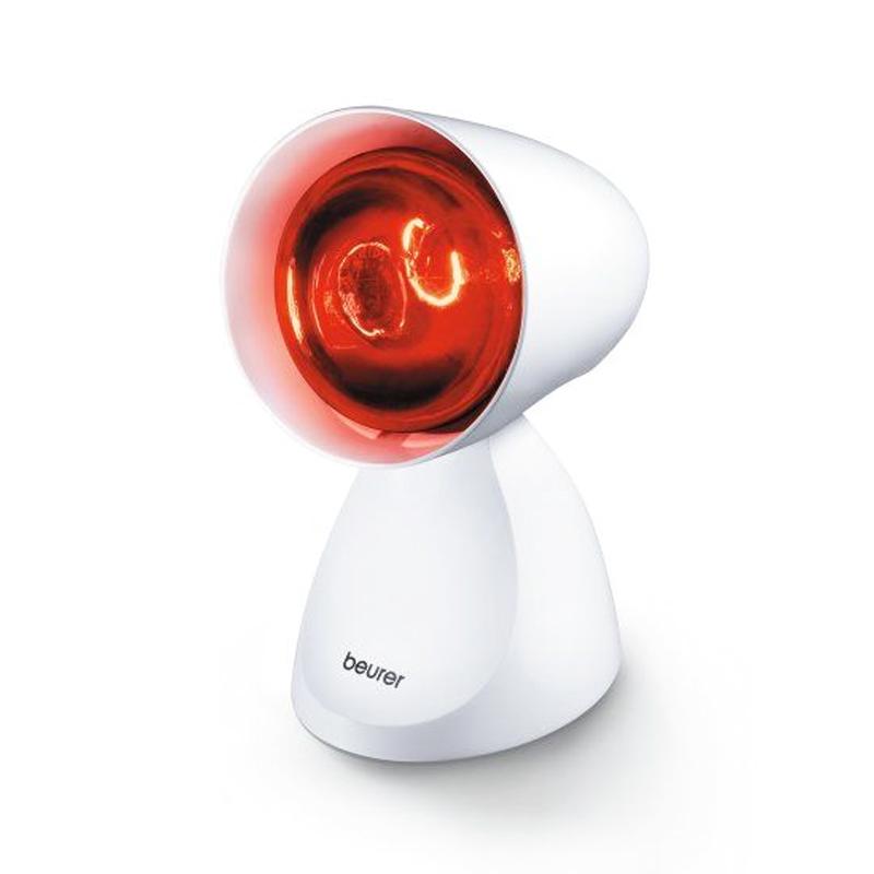 Lampa infrarosu Beurer, 100 W, ecran ajustabil 2021 shopu.ro