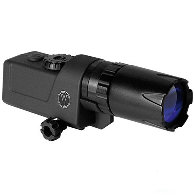 Iluminator cu infrarosu Yukon L-915, lentila 22mm, adaptor inclus