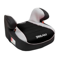 Inaltator auto pentru copii Dream, suporta 18-36 kg, Negru