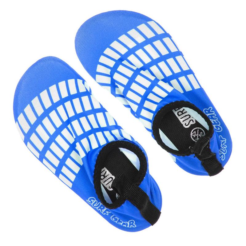 Incaltaminte inot pentru baieti Aquashoes Surf Gear, marimea 28-29, Albastru/Alb 2021 shopu.ro