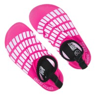Incaltaminte inot pentru fete Aquashoes Surf Gear, marimea 28-29, Roz/Alb