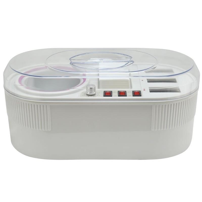 Incalzitor mixt pentru ceara si parafina, 320 W, termostat 2021 shopu.ro