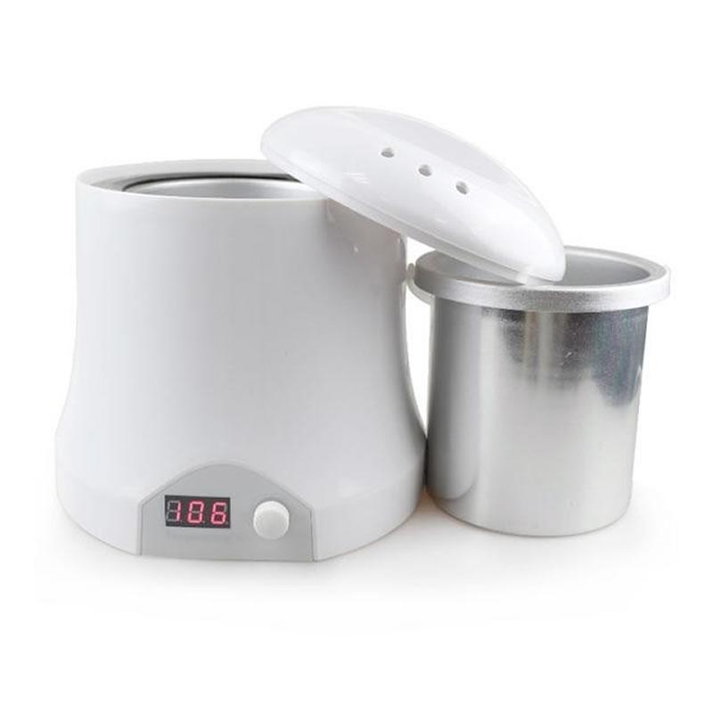 Incalzitor ceara si parafina cu termostat YM8430, 1000 ml 2021 shopu.ro