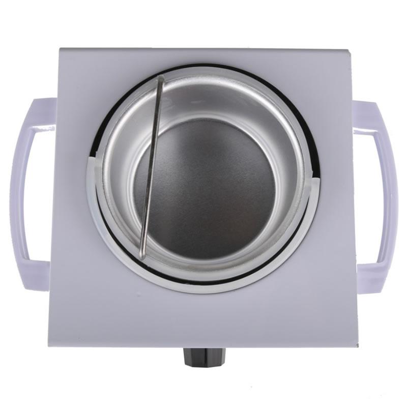Incalzitor metalic pentru ceara si parafina Welong, 110 W, 500 ml