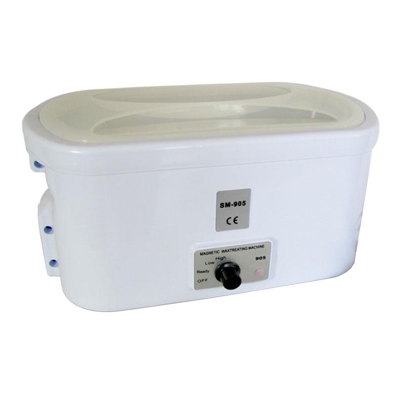 Incalzitor pentru parafina, 150 W, 4 l, capac transparent 2021 shopu.ro