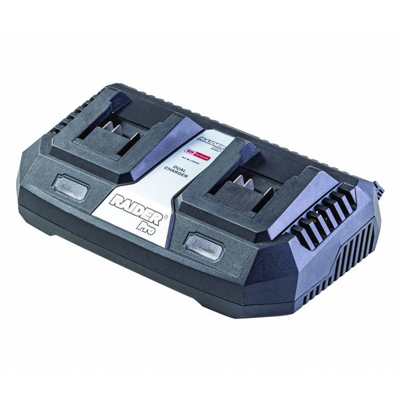Incarcator dual pentru seria R20 Raider, 2 x 3 Ah, 20 V shopu.ro