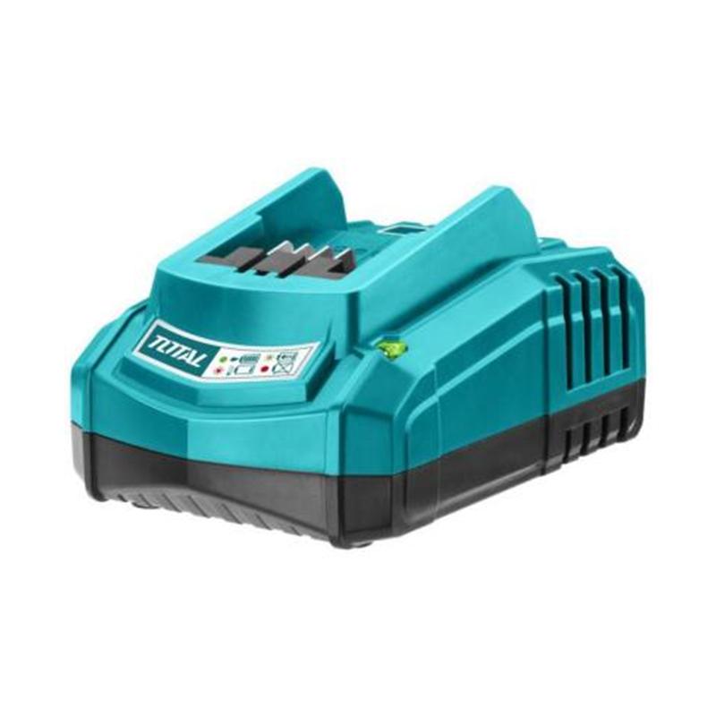 Incarcator rapid acumulator Total, 20 V, 2 Ah, Li-Ion shopu.ro