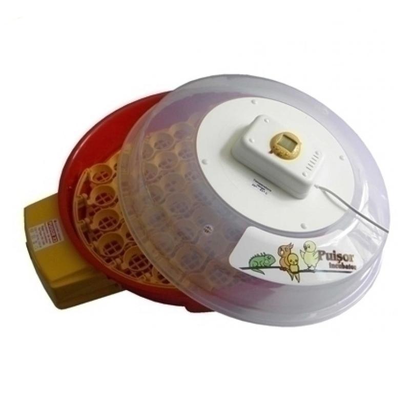 Incubator Puisor X2 Extra IO-204, 100 W, afisaj temperatura/umiditate 2021 shopu.ro