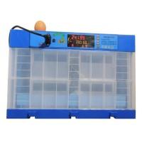 Incubator automat cu 2 nivele Micul Fermier, 128 oua gaina, 304 oua prepelita, 64 oua gasca, 96 oua rata, 2 ventilatoare, ovoscop inclus