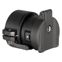 Inel adaptor pentru lunete Pulsar, metal, 50 mm