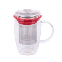 Infuzor Peterhof PH-10039, 500 ml, rosu