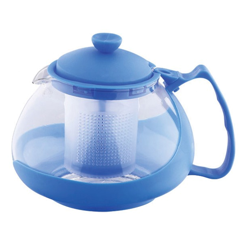 Infuzor ceai/cafea Renberg, 750 ml, Albastru 2021 shopu.ro