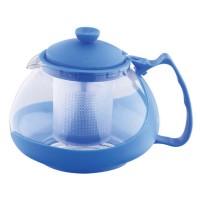 Infuzor ceai/cafea Renberg, 750 ml, Albastru