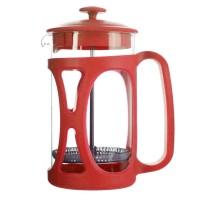 Infuzor ceai/cafea Sapir, 360 ml, Rosu