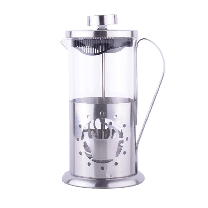 Infuzor ceai/cafea Peterhof, 350 ml, sticla