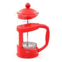 Infuzor manual de cafea Maestro, 800 ml, Rosu