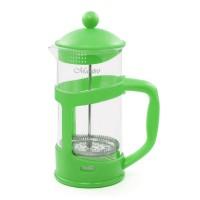 Infuzor manual de cafea Maestro, 800 ml, Verde