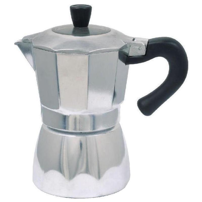 Infuzor pentru cafea Sapir, 9 cesti, Argintiu 2021 shopu.ro