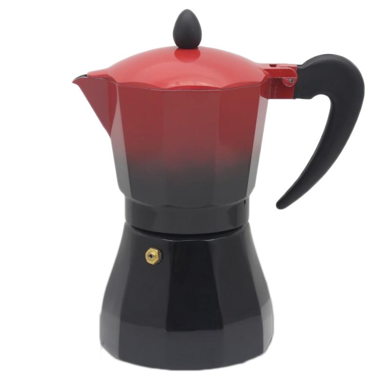 Infuzor pentru cafea Zephyr, 6 cesti, aluminiu 2021 shopu.ro