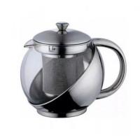 Infuzor pentru ceai Ertone, 900 ml, filtru inox