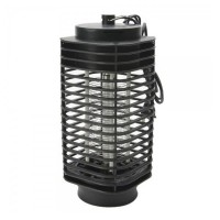 Insectocutor UV LM-3B Mosquito, 30 mp, capac detasabil, Negru