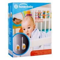 Interfon supraveghere bebelusi HoneyBaby, 100 m