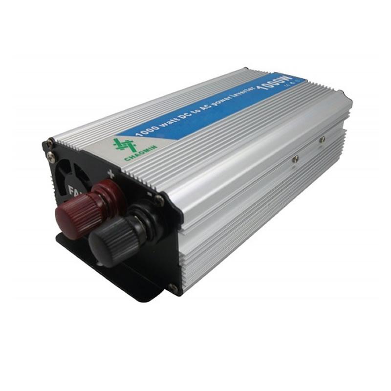 Invertor 24V-220V, putere 1000 W, LED indicator 2021 shopu.ro