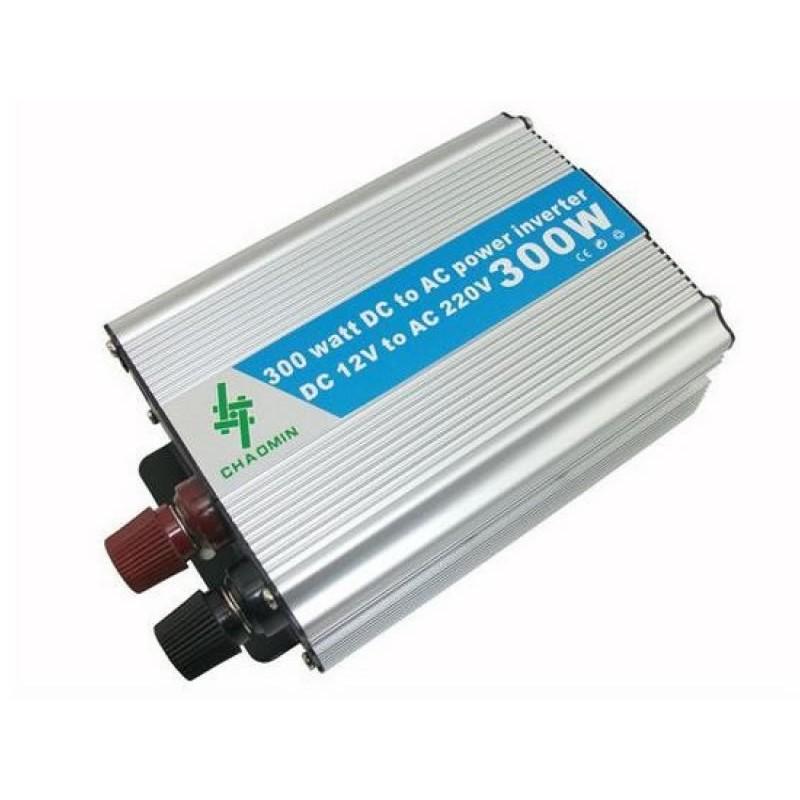 Invertor tensiune 24V-220V, putere 300 W 2021 shopu.ro