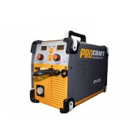 Invertor Procraft SPI, 320 A, MMA, MIG, electrozi 1.6 - 5 mm, functie hot start, afisaj electronic, IP 21