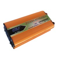 Invertor de tensiune CEJ AP-1500H, 1500 W, LCD, USB