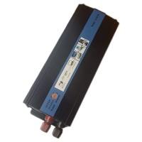 Invertor tensiune 12V-220V Lairun, 1500 W, putere continua 875 W