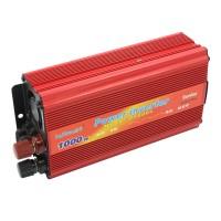 Invertor tensiune 24V-220V Lairun, 1000 W, putere continua 665 W
